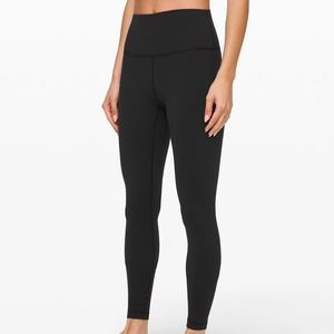 lululemon athletica Pants - Lululemon black high waisted compression leggings